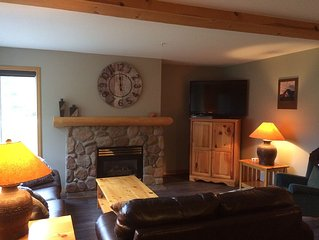 Fernie 2 Bedroom Condo On The Hill With Private Hot Tub