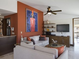 Stunning  Luxury furnished 2 BR 2600sqft Unit with wrap around terrace