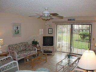 Ocean View Ground Floor Condo, 3 Bedroom, 4 heated pools