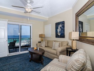 Westwinds 4770- SPRING SPECIAL!! Steps from the Beach!