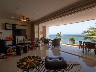 Large 3 bedroom overlooking Banderas Bay at Bucerias