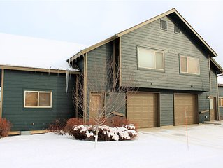 Affordable & Comfortable Chalet- Winter Vacation in Big Sky!