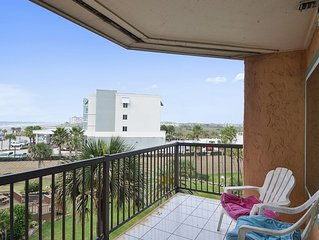 Hula Hut is an ocean view from newly remodeled condo!