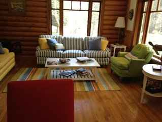 Serene, Private, Warm Family Getaway, 1 mile from Roche Harbor Resort