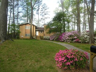 Brookhaven/ Dunwoody Home Close To Everything