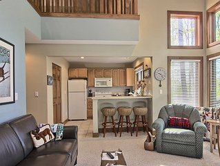 4BR Disciples Village Ski In/Ski Out Condo on Boyneland - 100% Slopeside!
