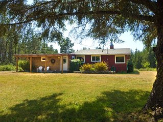 Secluded! path to beach, 4 BD*2BA, Pets, WiFi Bk 2 Get 2 Nts FREE! (Gabels)