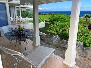 "Kapalua Bay Villa Sweeping Ocean Views!   ""HARD HAT"" SPECIAL APR 1-- JUN 1"