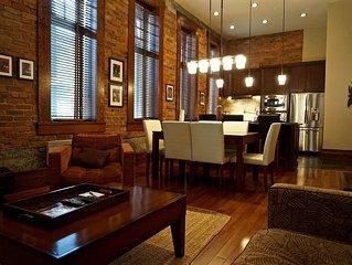 Luxury 2 Bedroom in the Heart of Fernie.