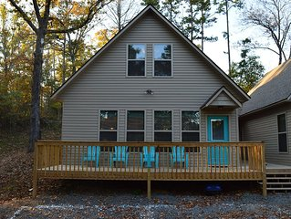 #1 BRAND NEW Rustic Style Duplex near Greers Ferry Lake.
