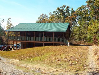 Get away from it all in the mountains of Coker Creek, TN