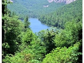 Spectacular View of Fairfield Lake/Bald Mt Sapphire Amenities-Pet Friendly/WiFi