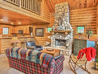 3BR Mountain Cabin - Skiers Paradise, Private, Sleeps 12
