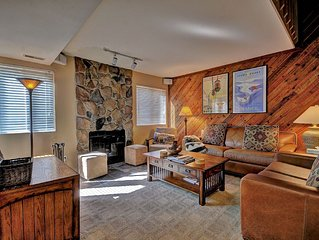 Hidden Creek 25C: Park City Vacation Rental, 3 bedroom, 1 loft, 2 1/2 bath