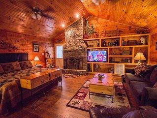 Misty Morning Cabin  in Laurel Valley Community Townsend, TN