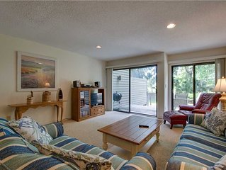 2 Bedroom Condo with Golf Course and Lagoon Views and Just a 5 Minute Walk to t