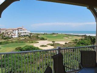 Cinnamon Beach End Unit - 341 !   Over 2100 sf with Golf/Ocean Views !