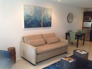 Luxurious Condo.  Walk to ASU. Business Travelers Welcome!