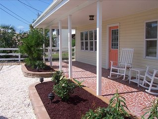 2nd Row,Beach Access across the street,Private Outdoor Shower,Large Parking Area