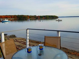 Sea Dream On the Ocean with Fabulous views of Acadia Nat'l Park-Surry, Maine