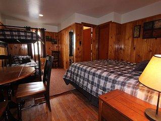 Wolf Room at The Black Bear Inn