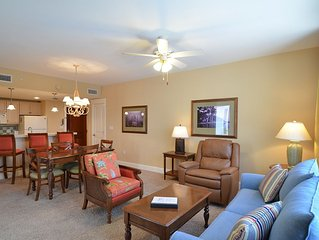 Grand Sandestin 2325 ~ CONFERENCE CENTER~ Free Tram &WIFI! Huge Balcony!