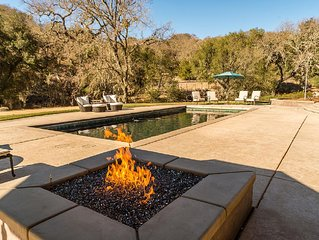 Wine Country Retreat  Luxury Pool, Bocce, Spa