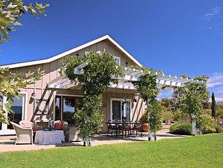 Winery Retreat exterior