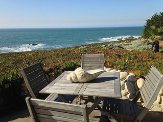 Ocean FRONT--Treasure ON the coast!