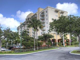 Luxury Wyndham Palm Aire Resort (2 bedroom 2 bath)