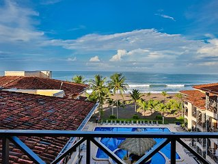 Oceanfront Penthouse H-5 w/ 2 floors of Balcony! *Exclusive * TAXES INCLUDED!