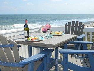 Ocean Dunes 1306 - Ocean front, 3 bed/2 bath, top floor, spectacular beach view!