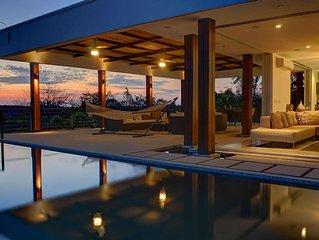 NEW! Majestic Hillside Getaway, Infinity Pool, Full-Service Concierge