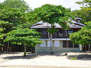 Beachfront, Affordable Upscale Caribbean Vacation!