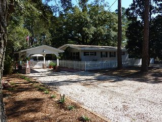 PINEGROVE COTTAGE 2 bedroom thru July 28, 2017 1 bedroom after