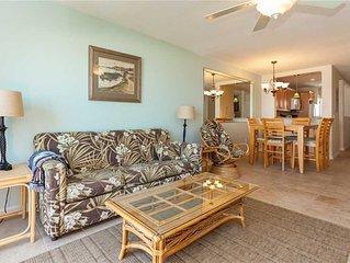 Summerhouse 263, 2 Bedrooms, Ocean Front, 4 Heated Pools, Sleeps 6, WiFi