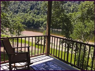 Fisher's Friend White River Cabin ~ White Hole Fishing ~ Very Quiet!