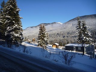 Alpine View Farm 15 minutes from Sun Peaks B.C.