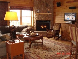 Luxury Timbers Townhouse Located Between Bucksaw And Superquad Chairs