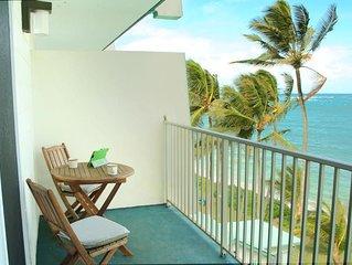 Pats Paradise Unit 1 – beachfront, near PCC, store