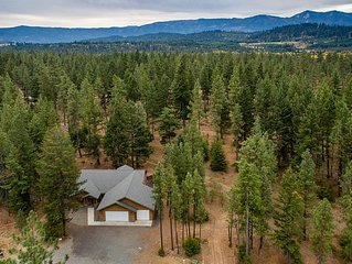 3-for-4 Jan Special, Secluded Rambler Near Suncadia |Slps8| Hot Tub,Game Room