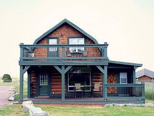 Historic 1906 Cabin Restored Into Luxury Rental-Amazing Views And Central Locati