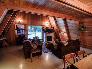 Alpine Hideaway-Govy-WIFI-discount lift tickets-Book Now for winter stays