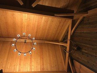 Whistler Timber Frame Home
