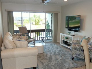 Lovely updated 2BR / 2BA condo on canal in Punta Gorda Isles