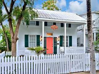 Chavez House! C 1870: New for Winter 2016! Spacious and Luxurious!