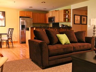 Monthly rental available. All Seasons Condo. Newly Refurbished. Sleeps 6
