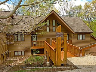 Heart Of Wintergreen!  Upgraded Comfort.  Walk Everywhere and Park the Car!