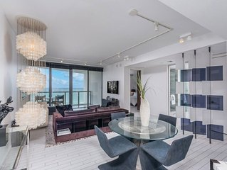 1/1+Den Beachfront Residence at W South Beach 9161