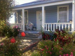 Casa Chiquita Cottage -  Sonoma Plaza